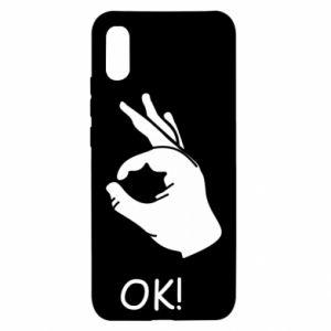 Xiaomi Redmi 9a Case OK!