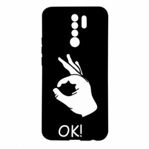 Xiaomi Redmi 9 Case OK!