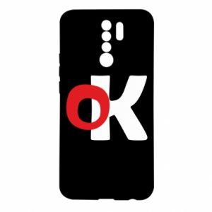 Etui na Xiaomi Redmi 9 Ok