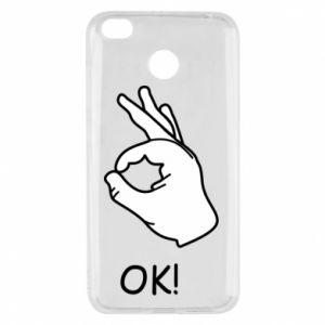 Xiaomi Redmi 4X Case OK!