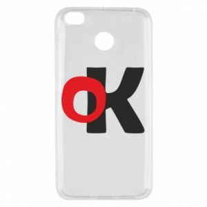 Etui na Xiaomi Redmi 4X Ok