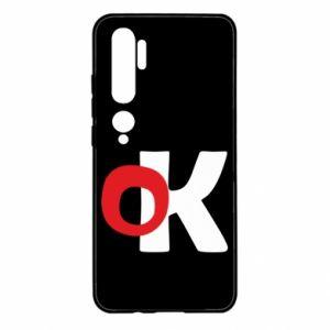 Etui na Xiaomi Mi Note 10 Ok