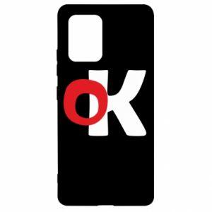 Etui na Samsung S10 Lite Ok