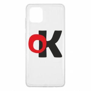 Etui na Samsung Note 10 Lite Ok