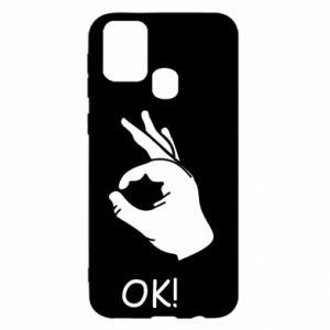 Samsung M31 Case OK!