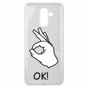 Samsung J8 2018 Case OK!