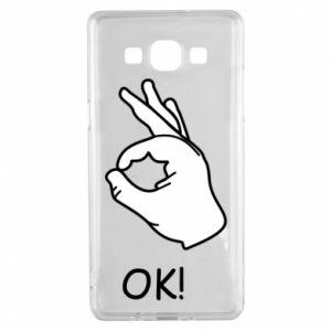 Samsung A5 2015 Case OK!