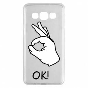 Samsung A3 2015 Case OK!