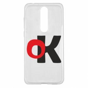 Etui na Nokia 5.1 Plus Ok