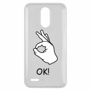 Lg K10 2017 Case OK!