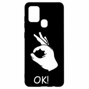 Samsung A21s Case OK!