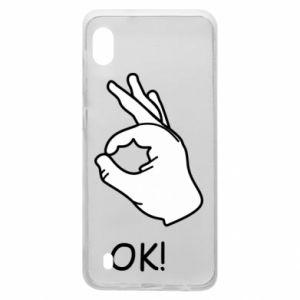 Samsung A10 Case OK!