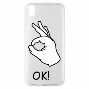 Huawei Y5 2019 Case OK!