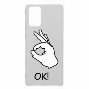 Etui na Samsung Note 20 OK!