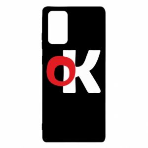 Etui na Samsung Note 20 Ok