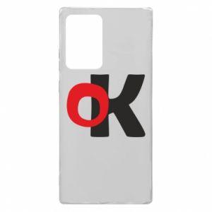 Etui na Samsung Note 20 Ultra Ok