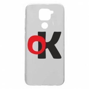 Etui na Xiaomi Redmi Note 9/Redmi 10X Ok