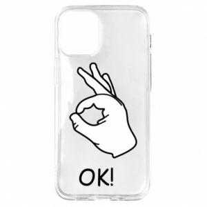 Etui na iPhone 12 Mini OK!
