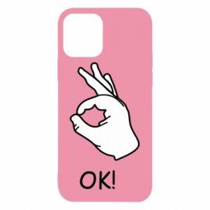 Etui na iPhone 12/12 Pro OK!