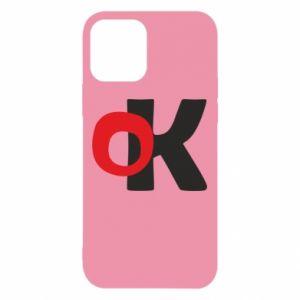 Etui na iPhone 12/12 Pro Ok
