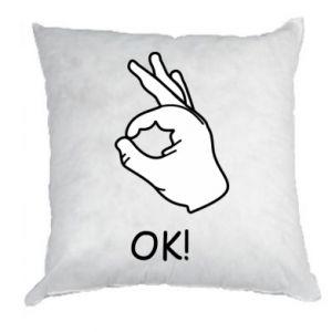 Poduszka OK! - PrintSalon