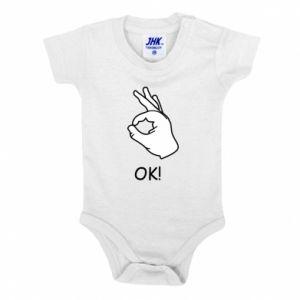 Body dla dzieci OK! - PrintSalon