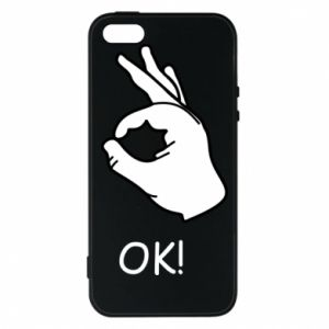 Etui na iPhone 5/5S/SE OK!