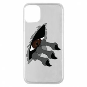 Phone case for iPhone 11 Pro Monster eye