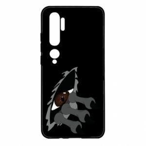 Etui na Xiaomi Mi Note 10 Oko potwora