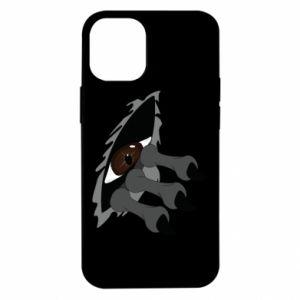 Etui na iPhone 12 Mini Oko potwora