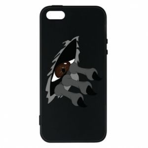 Phone case for iPhone 5/5S/SE Monster eye