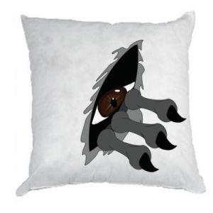 Pillow Monster eye