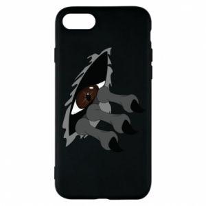 Phone case for iPhone 8 Monster eye