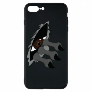 Phone case for iPhone 8 Plus Monster eye
