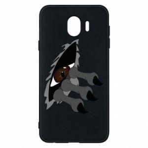 Phone case for Samsung J4 Monster eye