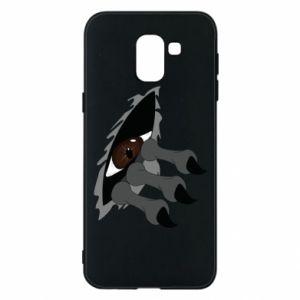 Phone case for Samsung J6 Monster eye