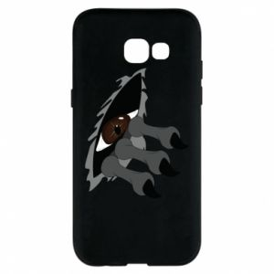 Phone case for Samsung A5 2017 Monster eye