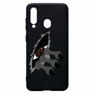 Phone case for Samsung A60 Monster eye