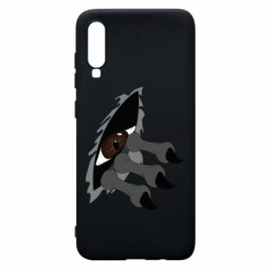 Phone case for Samsung A70 Monster eye