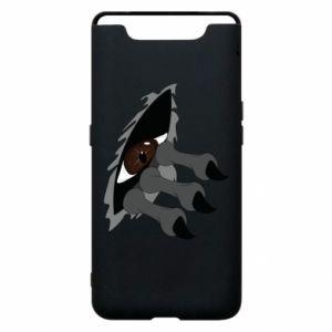 Phone case for Samsung A80 Monster eye