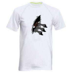 Men's sports t-shirt Monster eye