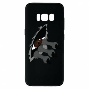 Phone case for Samsung S8 Monster eye