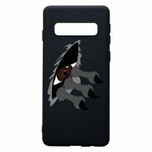 Phone case for Samsung S10 Monster eye