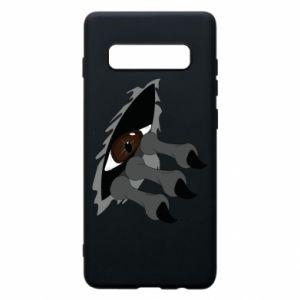 Phone case for Samsung S10+ Monster eye