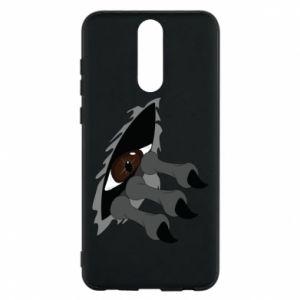 Phone case for Huawei Mate 10 Lite Monster eye