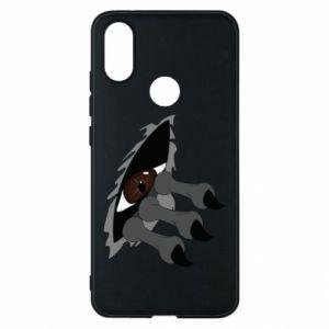 Phone case for Xiaomi Mi A2 Monster eye