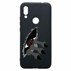 Phone case for Xiaomi Redmi 7 Monster eye
