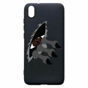 Phone case for Xiaomi Redmi 7A Monster eye