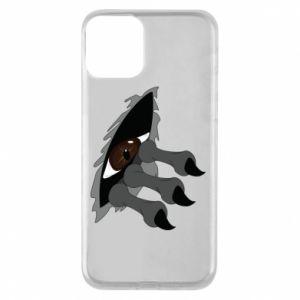 Phone case for iPhone 11 Monster eye