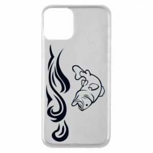 Phone case for iPhone 11 Big fish perch
